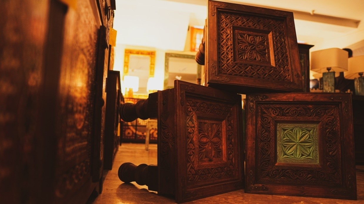 Pak Turk furniture shop in Islamabad
